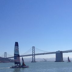 There are worse commutes | San Francisco to Sausalito