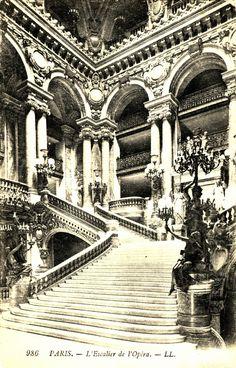 L'Escalier de l'Opera, Paris, France | by Striderv