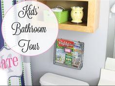 Image result for kids bathroom