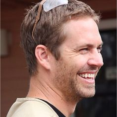Taken in Tuscaloosa after the tornado hit. Paul walker with his non profit org ROWW. org helping with clean up.