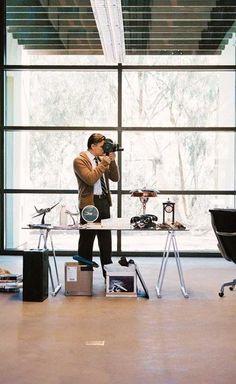 Leonardo Dicaprio by Annie Leibovitz