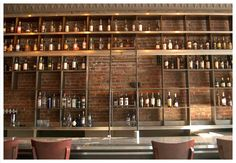 whiskey bar Washington DC