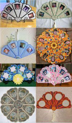 OregonPatchWorks.com - Sets - Fan...tastic Frames