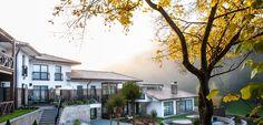 Autumn in Villa Helia