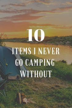 , I won't go camping without these 10 items. These 10 pieces of camping gear make . , I won't go camping without these 10 items. These 10 pieces of camping gear make the whole trip a lot better. Camping Must Haves, Must Have Camping Gear, Camping Bedarf, Best Camping Gear, Camping Items, Camping Supplies, Camping Checklist, Family Camping, Outdoor Camping