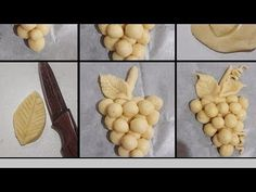 ~ Chinese floral bun – Artofit – BuzzTMZ in 2019 Serbian Recipes, Jewish Recipes, Chinese New Year Cookies, Pie Crust Designs, No Yeast Bread, Bread Shaping, Greek Sweets, Bread Art, Sheet Cake Recipes