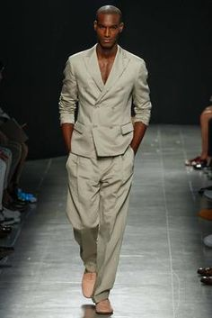 Bottega Veneta Spring 2015 Menswear Fashion Show: Complete Collection - Style.com