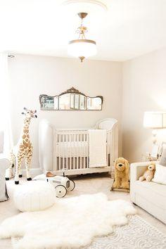 Our Dreamy Parisian Nursery Decor