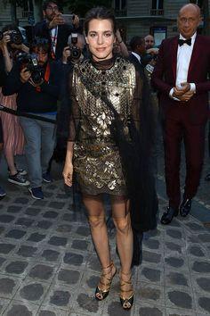Charlotte Casiraghi Design: Gucci