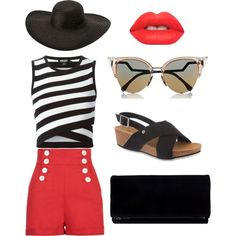 Renee. Simple. Stylish. Classy. by bearpawstyle on Polyvore featuring DKNY, Fendi and Lime Crime