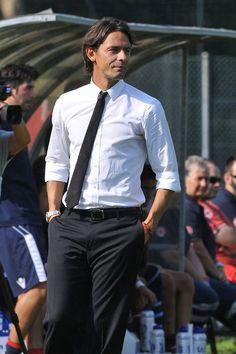 Inzaghi, lo stesso stile anche come allenatore