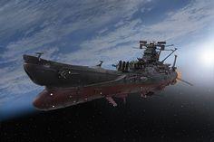Space Battleship | Space-Battleship-Yamato