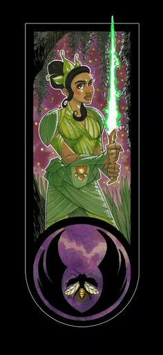 Star Wars Disney Princesses - Tiana