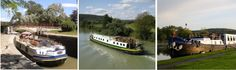 September -  The Perfect Time for a Hotel Barge Cruise