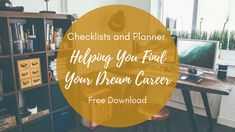 No Catches Here, Just a Freebie to Help your Career The job search is all about staying organised, whether you. Cv For Students, Cv Writing Tips, Dream Career, Resume Tips, Job Search, When Someone, Time Management, Booklet, Planners