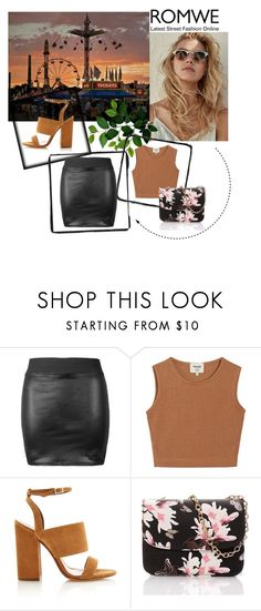 """romwe"" by dina-97 ❤ liked on Polyvore featuring Samuji and Tabitha Simmons"