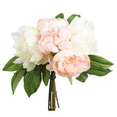 The ever charming Peony Bundle is a crowd favourite. It features five blooms, soft to touch delicate petals and with vibrant and lovely colour range for you to choose from. Fairy Village, Artificial Flowers And Plants, Silk Roses, Love Is All, Peonies, Garland, Delicate, Bouquet, Bloom