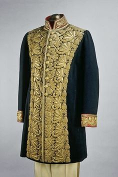 Uniform coat of a Russian court chamberlain.