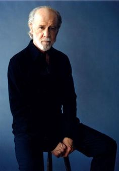 George Denis Patrick Carlin (May 12, 1937 – June 22, 2008) was an American stand-up comedian, social critic, satirist, actor and writer/author, who won five Grammy Awards for his comedy albums.    Carlin was noted for his black humor as well as his thoughts on politics, the English language, psychology, religion, and various taboo subjects.