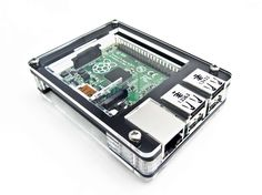 Beautiful Raspberry Pi B+ case...