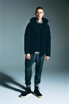 Sophnet Fall/Winter 2014 Collection Lookbook | THIRD LOOKS