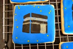 Reinventing Nadine: Eid Al Adha and Hajj Sugar Cookies