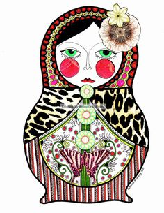 Penny Lane Ink: Search results for russian dolls