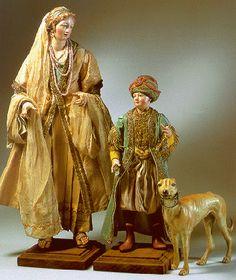 Storia del presepe Napoletano