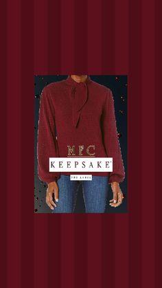 Keepsake The Label Women's Serein Long Sleeve Fashion Knit Top Knit Fashion, Fashion Outfits, Keepsake The Label, S Star, Best Sellers, Looks Great, Sweaters For Women, Tee Shirts, Women Wear