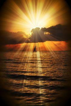 Beautiful sunset or sunrise Amazing Sunsets, Amazing Nature, Foto Picture, Cool Pictures, Beautiful Pictures, Nature Pictures, Beautiful Sunrise, Belle Photo, Beautiful Landscapes