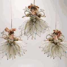 Fairy Christmas Ornaments.72 Best 11 Christmas Fairies Images Christmas Fairy