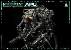 Rocketumblr | threezero 1/12Matrix APU