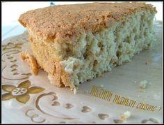 Gâteau à la banane sans beurre