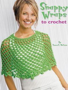 de fil en aiguille: Chauffe-épaules et ponchos
