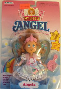 My Little Angel - i have all of them still :-)