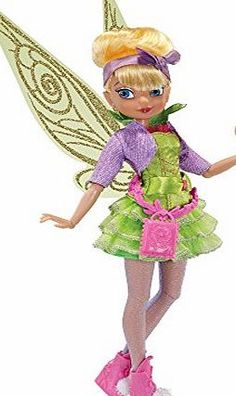 Disney Fairies Deluxe Tinkerbell A must have for all Disney Fairies fans! The new 9 Deluxe Fashion Dolls feature your favorite fairies dressed in super fashionable and trendy pixie fashions! The deluxe f (Barcode EAN = 0039897762760) http://www.comparestoreprices.co.uk/december-2016-week-1-b/disney-fairies-deluxe-tinkerbell.asp