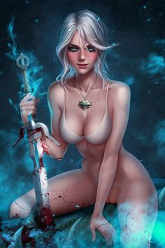 The witcher . Ciri by prywinko .. rule34.xxx