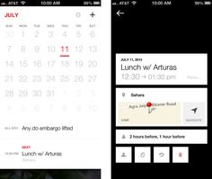 Any.Do Cal for iPhone review: Want an iOS 7 calendar experience now? Cal is it. | iMore.com