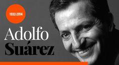 El País. Adolfo Suárez 1932 - 2014, Cronología