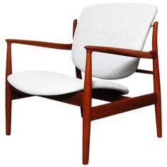 Finn Juhl 136 Chair | 1stdibs.com