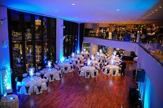 Winter Theme Wedding | This picture was taken at The State R… | Flickr
