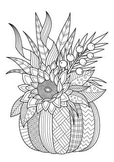 Coloriage Zen Free Halloween Coloring Pages Pumpkin Coloring Pages Halloween Coloring Pages