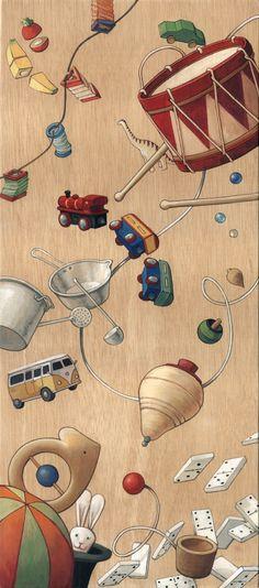 Gat Corneli's Toyshop – Cinta Vidal Agullò