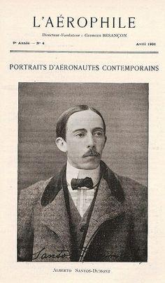Alberto Santos-Dumont.