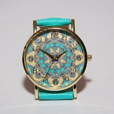 Relojes mujer relojes étnicos relojes con un patrón por ShiningBead