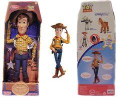 Woody de 40 cm - De Polyester - Frases en inglés
