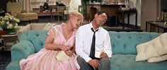 Bells are Ringing (1960) - A comedy with Judy Holliday and Dean Martin. Dean plays a man who is afraid he cannot succeed without his writing partner. Holliday encourages him.