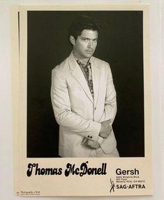 Thomas Mcdonell, American Actors