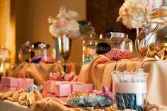 Romantic   Vintage Texas Wedding  | bellethemagazine.com