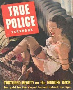 True Police Yearbook - Number 3, 1953